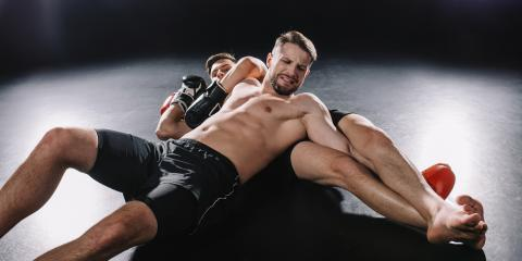 How a Foundation in Wrestling Can Help With MMA Fighting, Ewa, Hawaii