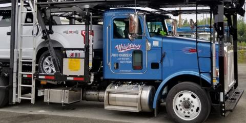 Wrightway Auto Carriers, Inc., Auto Transporters, Services, Anchorage, Alaska