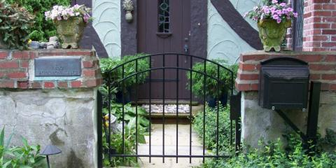 Celebrate Spring With Beautiful Wrought Iron Gates & Other Elegant Pieces, Covington, Kentucky
