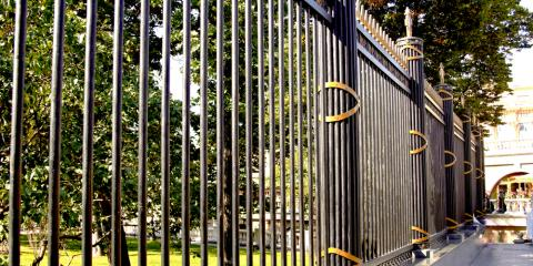 Why It's Important to Galvanize Wrought Iron Fences, Hayward, California