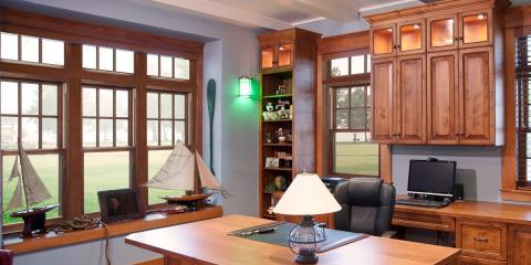 Big News! Windows Plus Now Offers our New Wood+Vinyl Hybrid Windows!, Newtown, Ohio