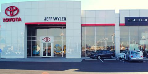 How Jeff Wyler's Legacy Began, Louisville, Kentucky