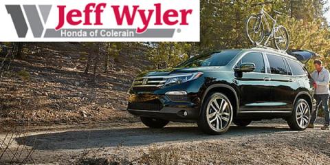 Jeff Wyler Honda Of Colerain, New Cars, Services, Cincinnati, Ohio.  Automotive Dealer ...