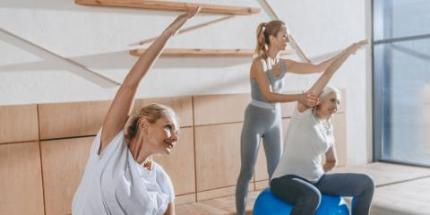 4 Low-Impact Exercises to Improve Strength & Balance in Seniors, Crossville, Tennessee