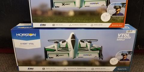 X-VERT VTOL Now in Tampa and Brandon, Brandon, Florida