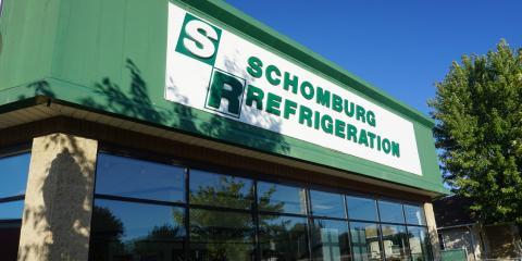 Schomburg Refrigeration, Commercial Refrigeration, Shopping, Onalaska, Wisconsin