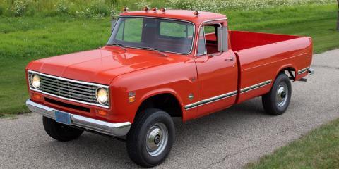 5 Vintage Truck Maintenance Tips, Xenia, Ohio
