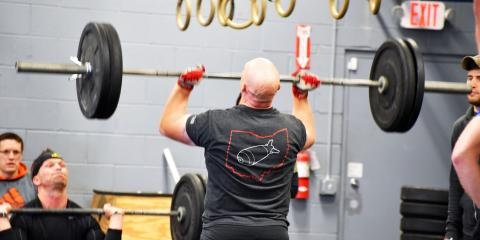 How Bombers CrossFit Gives You a Full Body Workout, Beavercreek, Ohio