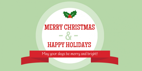 Merry Christmas from Brian D. Perskin & Associates, P.C.!, Manhattan, New York