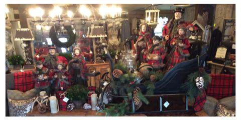 On The Twelfth Day of Christmas Find Out What The Porch in Wildwood is Giving..., Wildwood, Missouri