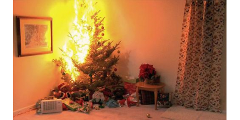 Did you know that Holiday fires cost more that $500 Million in damage each year? , Albemarle, North Carolina