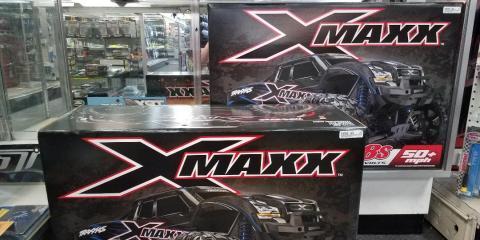 The Green Machine -Traxxas XMAXX is HERE!, Brandon, Florida