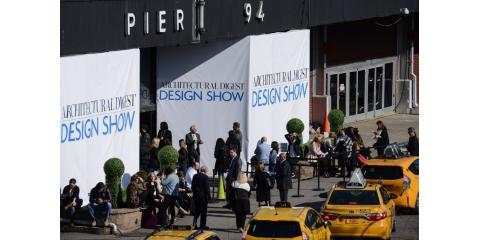 Architectural Digest Design Show 2018, New York, New York