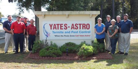 Yates-Astro Termite & Pest Control, Termite Control, Services, Savannah, Georgia