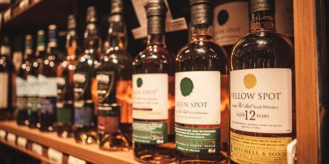 Exclusive Irish Whiskey Tasting at Martin Brothers Wine & Spirits, Manhattan, New York