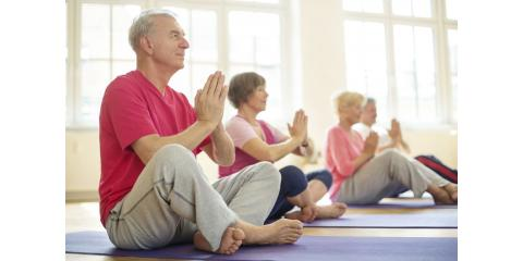Yoga and You: A Senior's Guide for Getting Started (and Why You Should), North Bethesda, Maryland