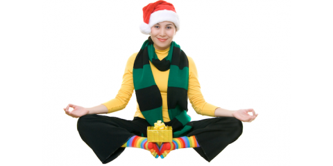Why Yoga Can Make Your Holidays Happier, North Bethesda, Maryland