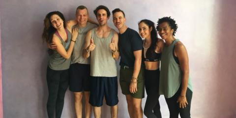 Yoga Saturdays with Chris - Open Level Vinyasa Flow - Absolute Power Fitness, Brooklyn, New York