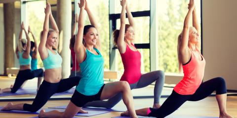 3 Yoga Poses for Runners, St. Charles, Missouri