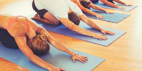 4 Health Benefits of Yoga, Boonton, New Jersey