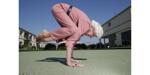 Aging Gracefully With Yoga, West Adams, Colorado