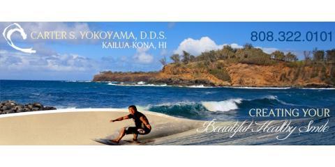 Carter S. Yokoyama, DDS, General Dentistry, Health and Beauty, Kailua Kona, Hawaii