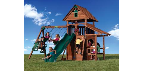 Save Up To 35 On Play Sets From Backyard Adventures Of Iowa Urbandale