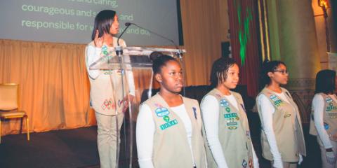Girl Scouts of Greater Atlanta: Youth Program Success Stories of 2017, Atlanta, Georgia