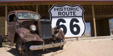 What Makes Route 66 So Iconic?, Laughlin, Nevada