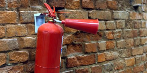 3 Reasons to Use Fire Protection Services for Extinguisher Recharge, Anchorage, Alaska