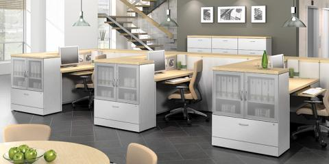 The Business Value Of Well Designed Workstations Amp Workplaces From Extra Office Interiors