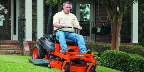 When Should You Stop Mowing Your Lawn?, Winder, Georgia