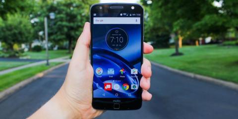 The Moto Z2 release date, news, and rumors. http://ow.ly/wOKa30aWZ9k., Washington, Ohio