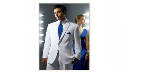 Get $35 off your Prom tuxedo rental, Wallingford Center, Connecticut