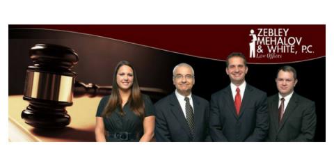 Zebley Mehalov & White PC, Attorneys, Services, Uniontown, Pennsylvania