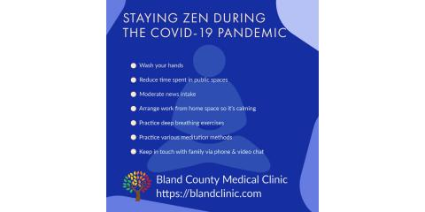 Staying Zen During COVID-19, 1, Virginia