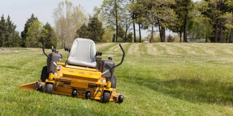 3 Unexpected Benefits of Zero-Turn Mowers, Englewood, Ohio