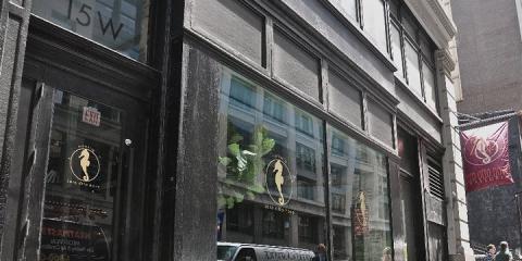 Zero Otto Nove, Italian Restaurants, Restaurants and Food, New York, New York