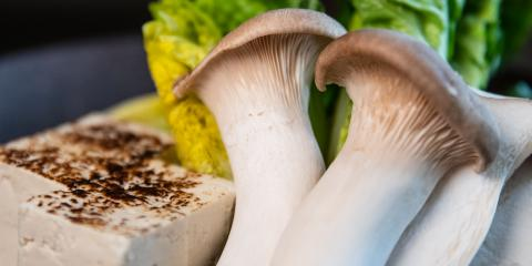 3 Vegetarian Options to Try at ZIGU Japanese Restaurant, Honolulu, Hawaii