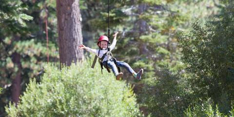 3 Reasons to Go Zip Lining With Your Family, 3, Tennessee