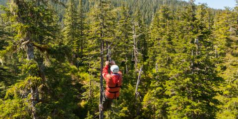 What Is It Like to Zip Line?, 3, Tennessee