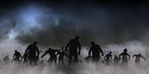"3 Reasons to Get Hooked on ""The Walking Dead"" Comics, Cincinnati, Ohio"