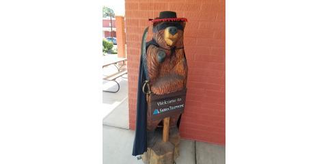 Who is that masked bear?, Oakhurst, California