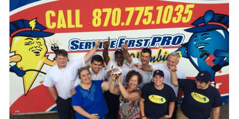 Service First Electrical and Plumbing, Electricians, Services, Texarkana, Arkansas