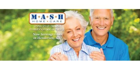 Mash Home Care, Elder Care, Health and Beauty, Henderson, Kentucky