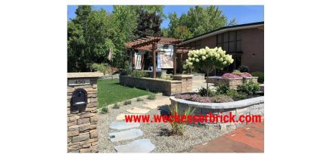 Weckesser Brick Co., Inc., Landscaping, Services, Rochester, New York