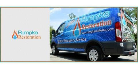 Rumpke Restoration, Water Damage Restoration, Services, Loveland, Ohio