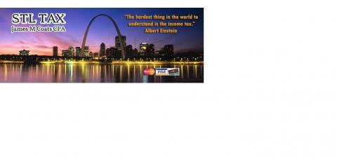 Beginning of Tax Season –January, St. Louis, Missouri