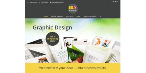 IDU Creative, Graphic Designers, Services, Pittsford, New York