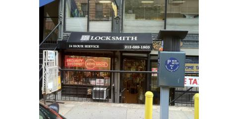 ADA NY Locksmith Inc., Locksmith, Services, New York, New York